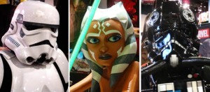 Always loved the design of these helmets, and I dig Ahsoka too!